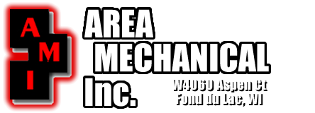 Area Mechanical Inc. Fond du Lac, Wisconsin